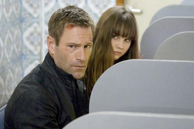 «Экспат», триллер про агента ЦРУ, спасающего дочь, с Аароном Экхартом и Ольгой Куриленко.. Изображение № 4.