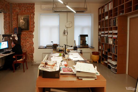 Офис недели (Петербург): Архитектурная студия Вячеслава Гедуева. Изображение № 11.