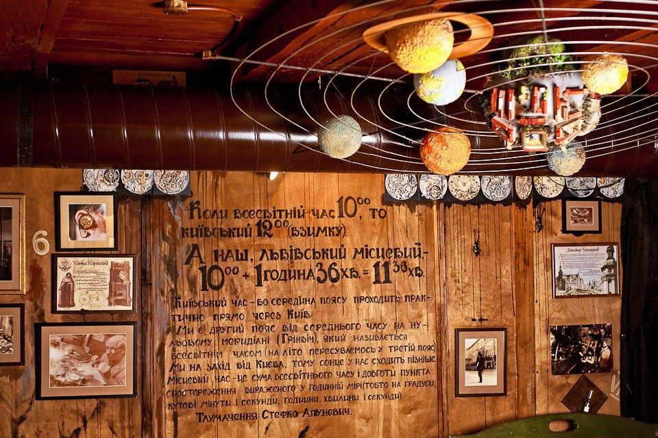 Гид по концептуальным ресторанам Львова. Изображение № 131.