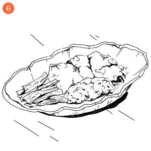 «Чикеннанбан» СудоТейджиро. Изображение № 8.