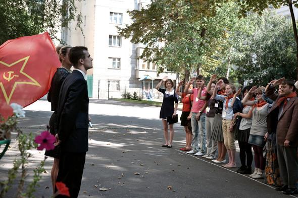Ленин — гид: Экскурсия по советской Москве. Изображение № 11.