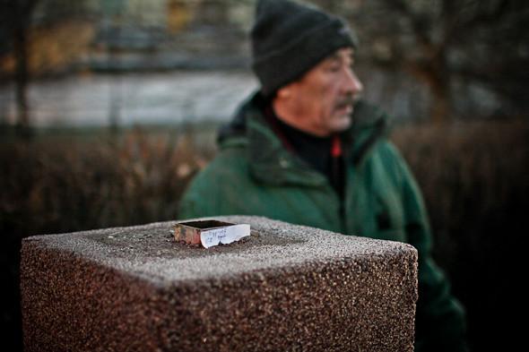 Падение кумиров: В парке «Музеон» демонтировали незаконные памятники. Изображение № 8.