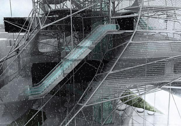 Дизайн от природы: Транспортные и архитектурные инновации в Японии. Изображение № 12.