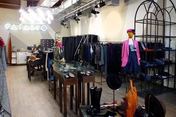 В «Outlet Village Белая Дача» открылся магазин Cara&Co Timeless. Изображение № 5.