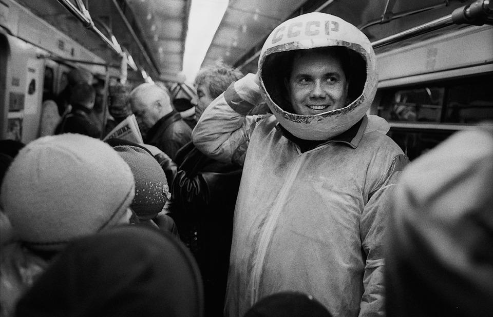 Камера наблюдения: Москва глазами Натальи Колесниковой. Изображение №18.