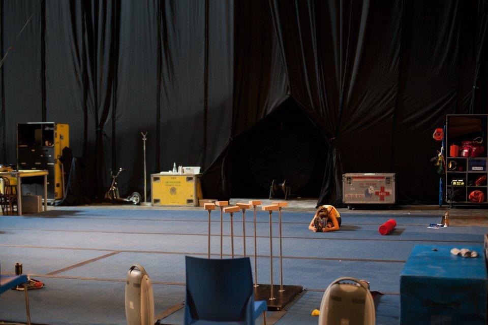 За кулисами Cirque duSoleil. Изображение № 14.