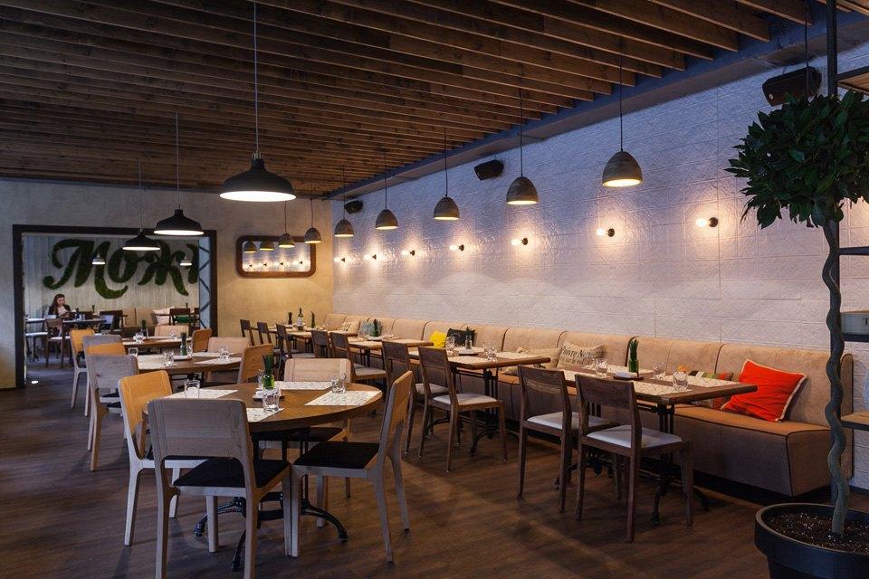 Ресторан «Можно» на Марата . Изображение № 12.