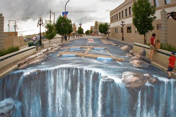 Гости столицы: Художник 3D-граффити Эдгар Мюллер. Изображение № 12.