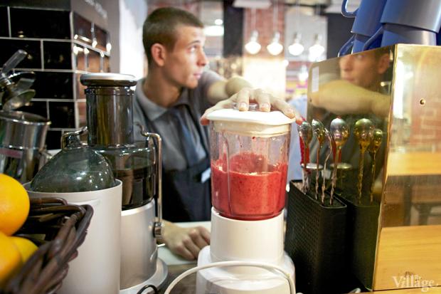 Новое место: Кафе Conversation. Изображение № 5.