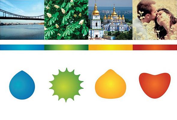 Первые варианты официального логотипа Киева появились в интернете. Зображення № 5.
