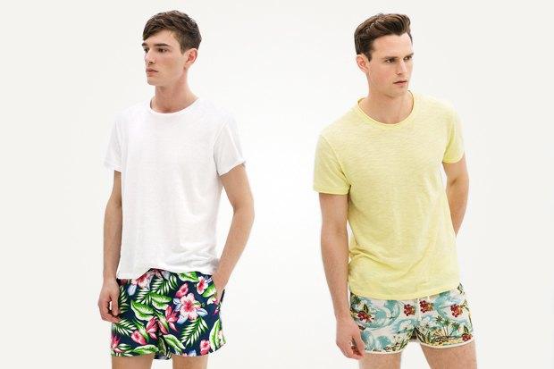 Где купить купальник ипляжные шорты. Изображение № 9.