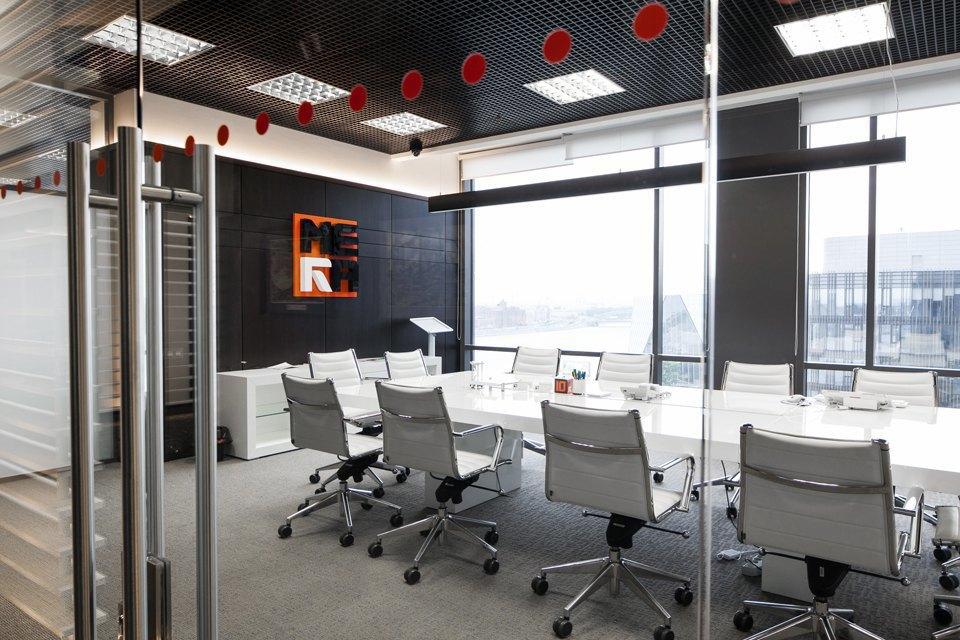 Офис ломоперерабатывающего предприятия «Мера». Изображение № 2.