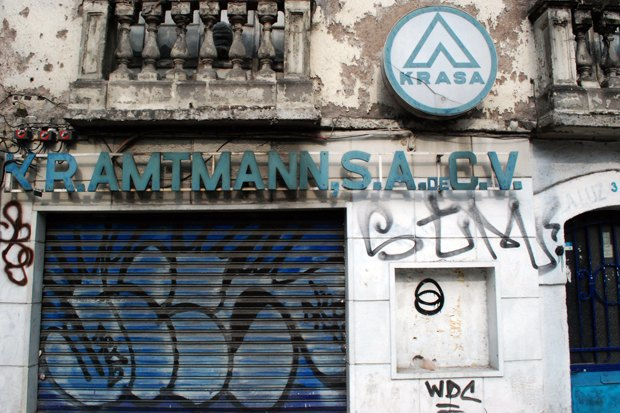 Рома, район стартапов в храмахМехико . Изображение № 3.