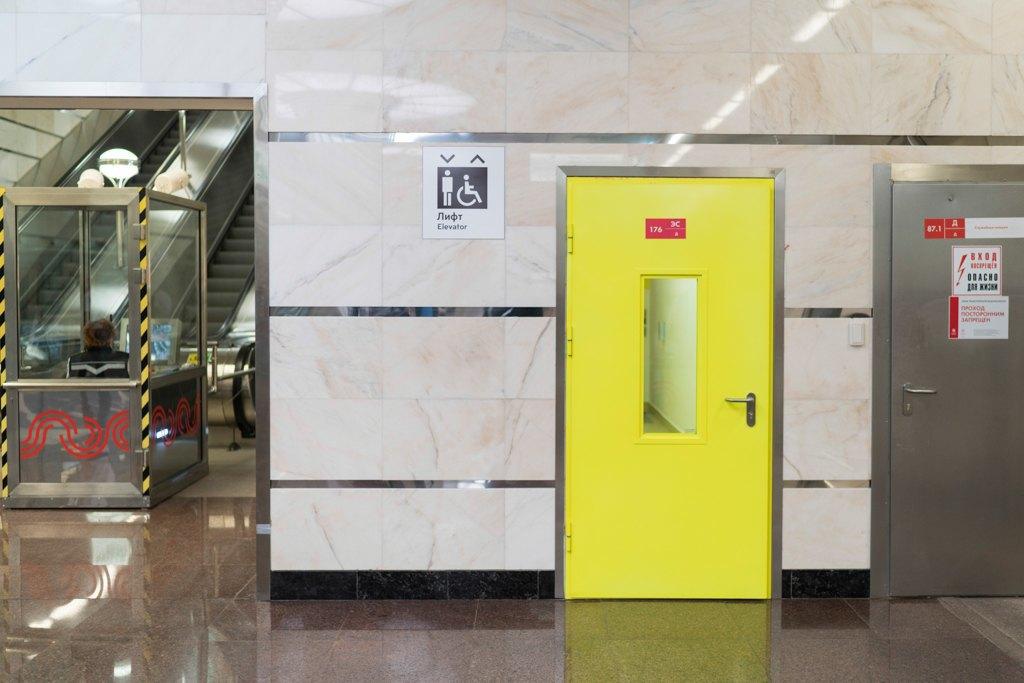 Зонтпэкер изарядка для гаджетов—как устроена станция метро «Котельники». Изображение № 13.