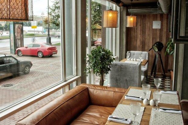 На Московском проспекте открылся ресторан «Пряности & Радости» . Изображение № 2.