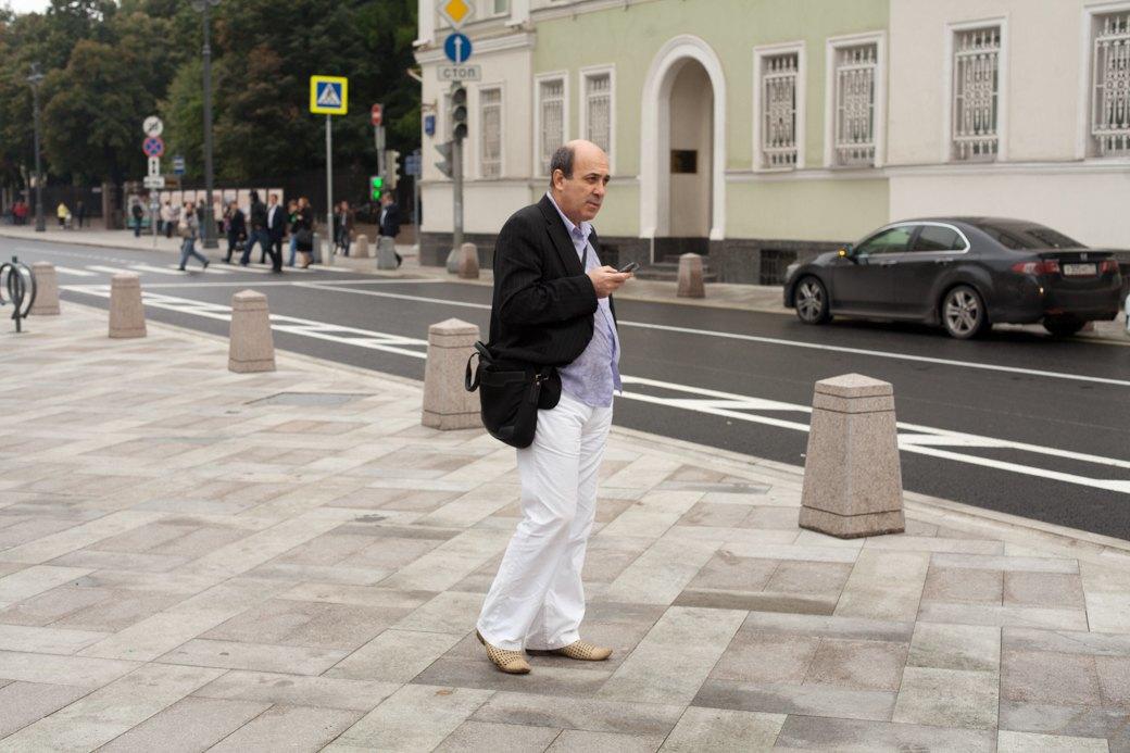 Берегись пешехода:  Большая Ордынка, Мясницкая иПатриаршие пруды после реконструкции. Изображение № 15.