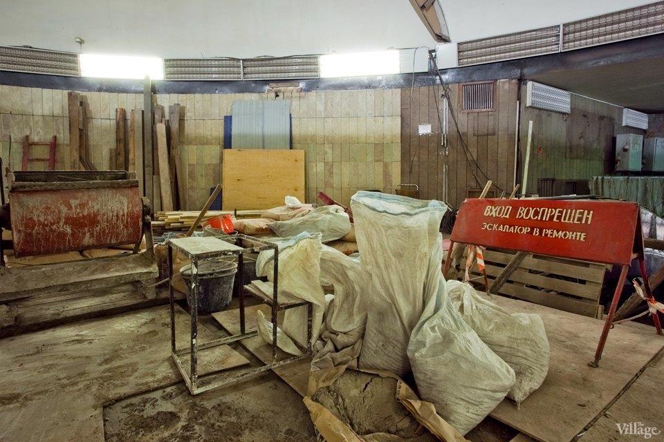Фоторепортаж: Как ремонтируют «Петроградскую». Изображение № 35.