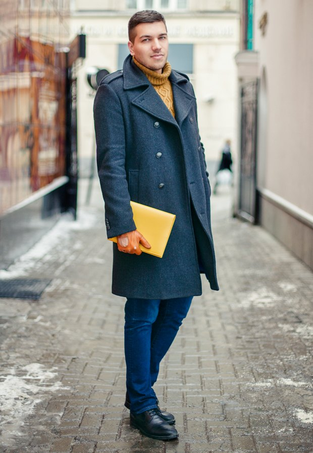 Внешний вид (Москва): Павел Бобров, специалист поPR, блогер. Изображение №1.
