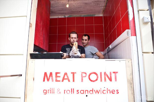 Новое место: Киоск с турецкой уличной едой Meat Рoint. Изображение № 17.