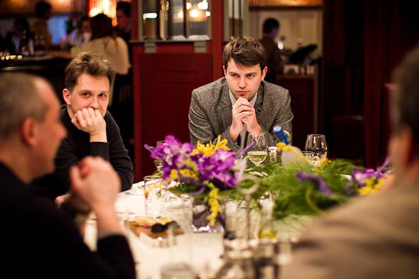 Разговоры на ужине: Эмиграция. Изображение № 12.