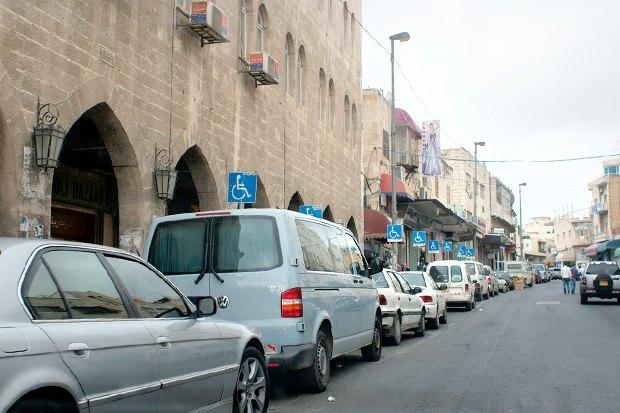 Как у них: Жители 5 столиц оплатных парковках. Изображение № 8.