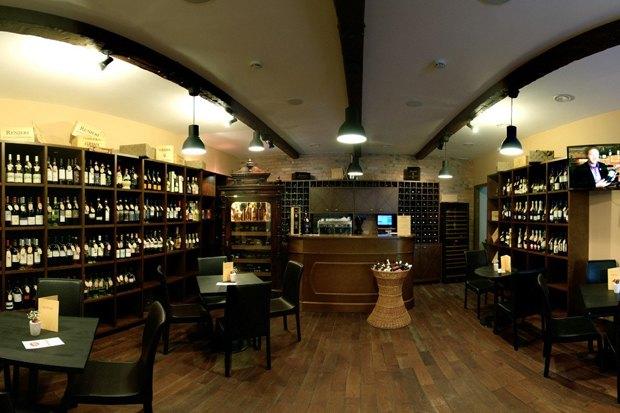 На Рубинштейна открылся винный бар. Изображение № 1.