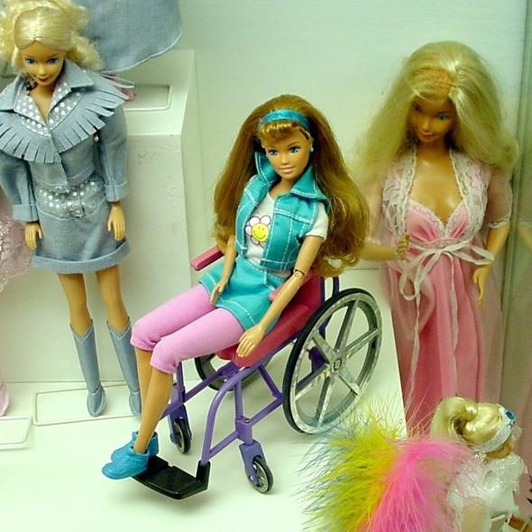 В московских детских садах появятся куклы-инвалиды. Изображение № 2.