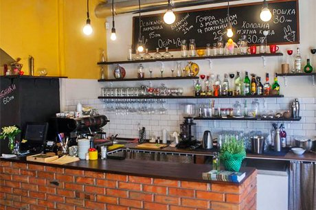 На Верхнем Валу открылось кафе «Любовь-Морковь». Зображення № 2.