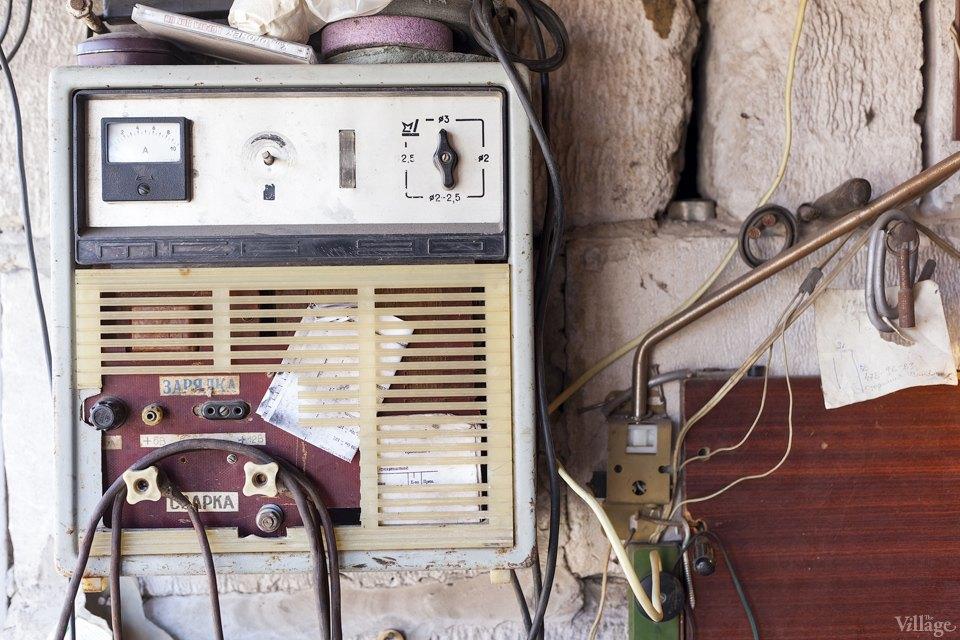 Сделай хлам: Что горожане хранят в гаражах. Изображение № 16.