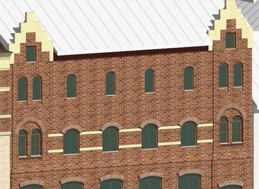 Визуализация квартала. Изображение № 8.