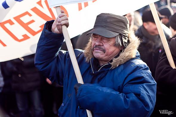 Фоторепортаж: Митинг в поддержку Путина в Петербурге. Изображение № 39.
