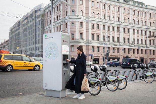 Эксперимент: Может ли прокатный велосипед стать альтернативой автомобилю в Москве. Изображение № 3.