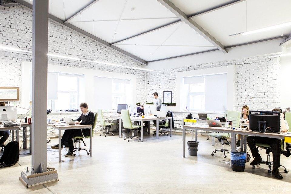 Избранное: 9 офисов виндустриальном стиле . Изображение №3.
