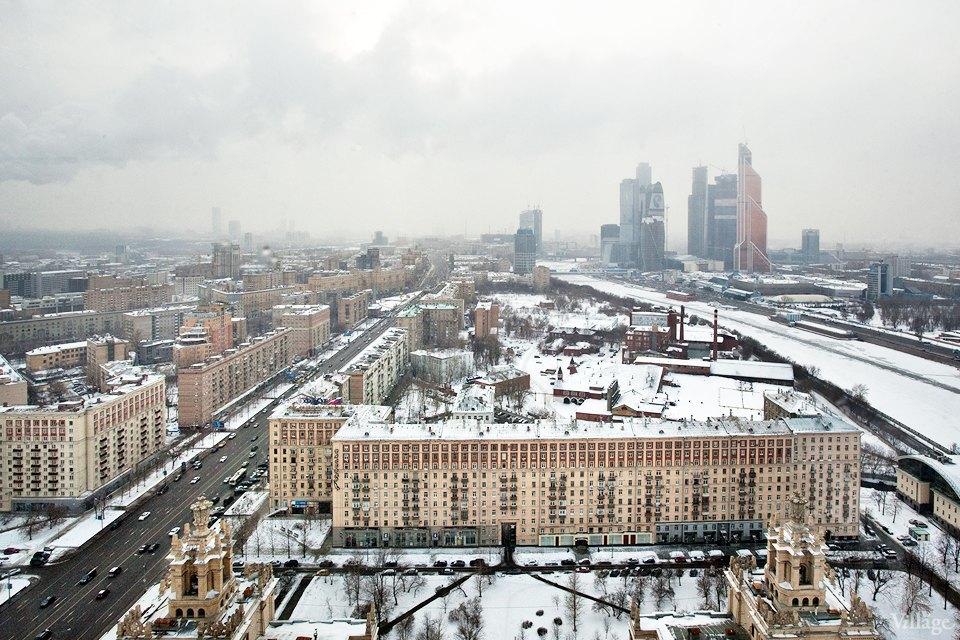 Лучший вид на этот город: 7 смотровых площадок вМоскве. Изображение № 36.