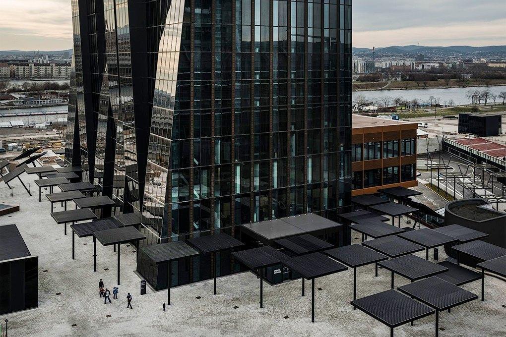 Hopes Tech: 15 самых эффектных небоскрёбов мира. Изображение № 41.