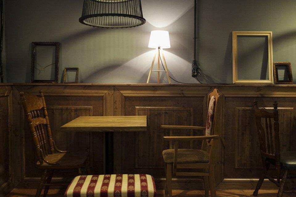 Кафе-бар The Living Room на Большой Зеленина. Изображение № 5.