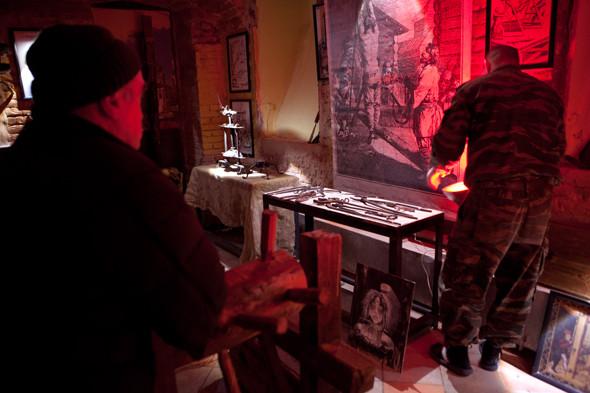 В Москве открылся музей телесных наказаний. Изображение № 19.