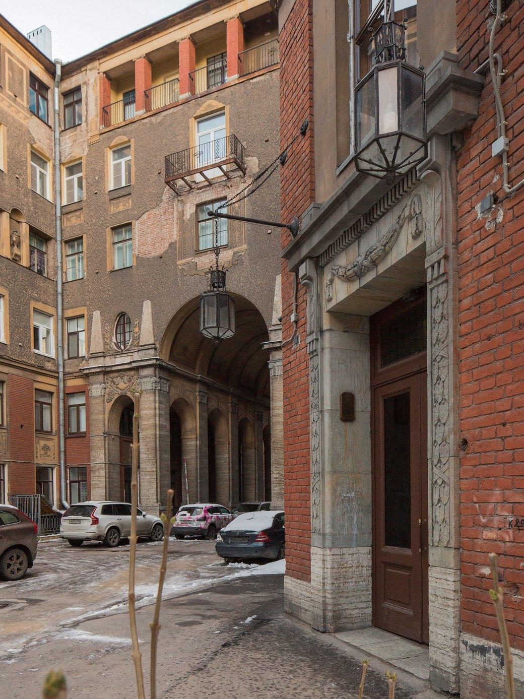 Я живу вТолстовском доме (Петербург). Изображение № 9.
