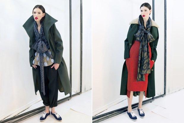 Что и требовалось показать: Как прошли московские недели моды. Изображение № 15.