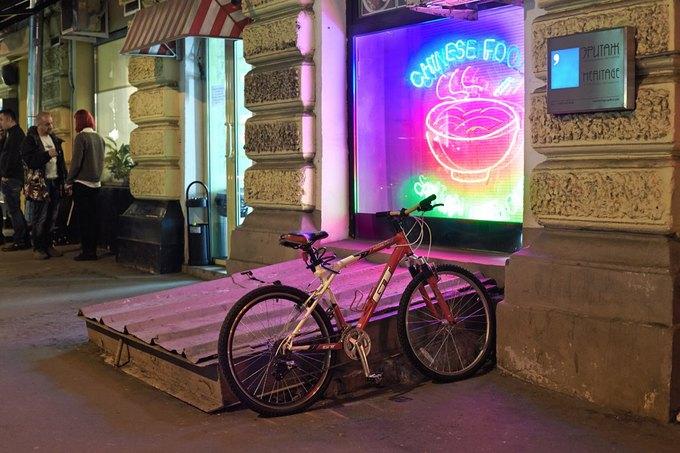 Пан или пропал: Можно ли оставить велосипед безприсмотра в Москве. Изображение № 4.