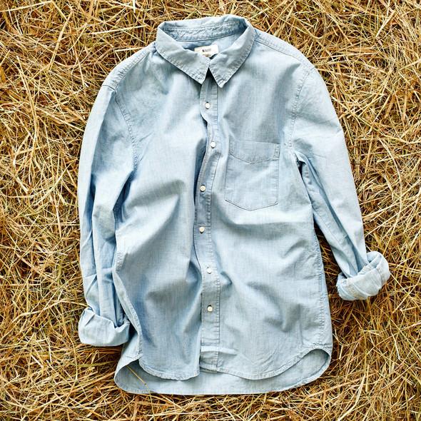Вещи недели: 15 джинсовых рубашек. Изображение №15.