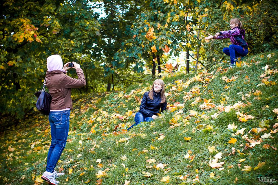 Люди в городе: Любительские фотосессии в парке. Изображение №28.