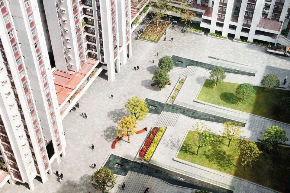 Как выглядят общественные пространства вГонконге, Бильбао идругих городах мира. Изображение № 6.