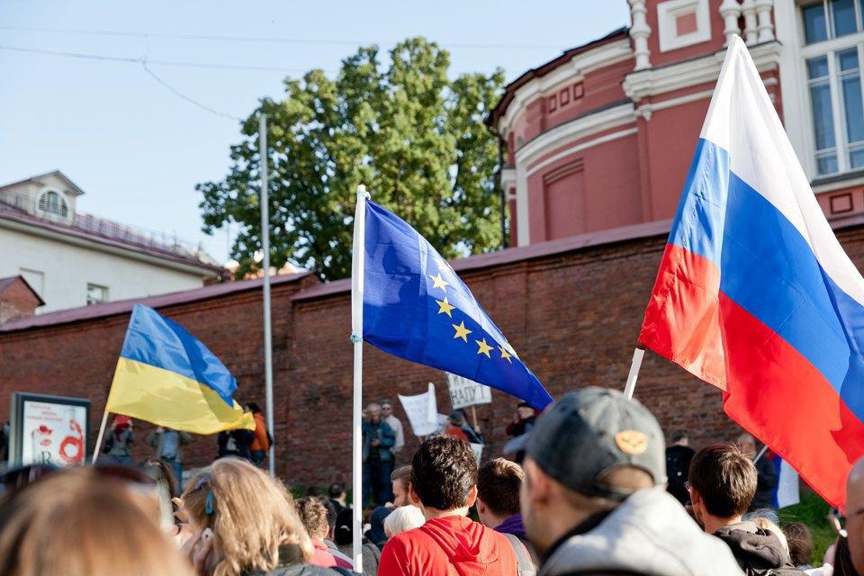 Участники и лозунги «Марша мира». Изображение № 15.
