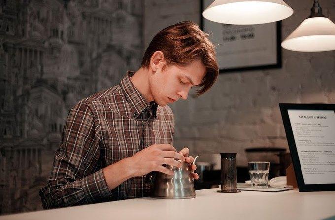 В«Доме Бенуа» открылся кофе-бар Impress. Изображение № 3.