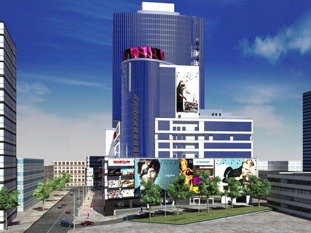Пополнение: 6 новых торгово-развлекательных центров вКиеве. Зображення № 10.