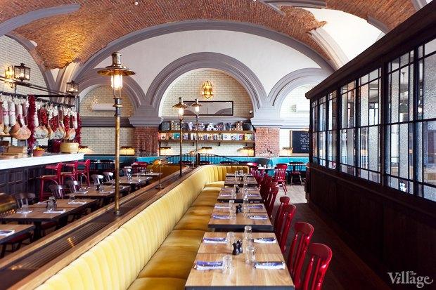 Новое место: Ресторан Jamie's Italian. Изображение № 2.