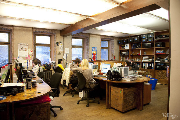Офис недели (Москва): Sybarite Group. Изображение № 5.
