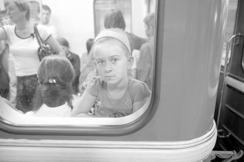Камера наблюдения: Москва глазами Виктории Ивлевой. Изображение № 15.