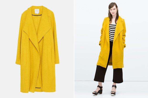 Где купить женское пальто: 9вариантов от 3500 до 15500рублей. Изображение № 4.
